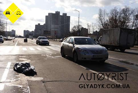 ДТП з пішоходами – відповідають водії